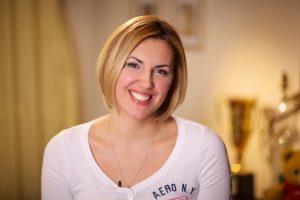 Яна Клочкова показала своє щастя