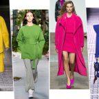 10 кольорів сезону: трав'янистий зелений, оранжевий і інші відтінки весни-2017