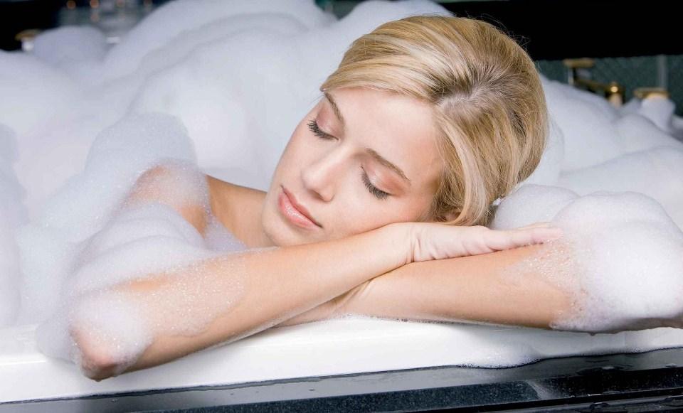 Эффективность водных процедур для кожи