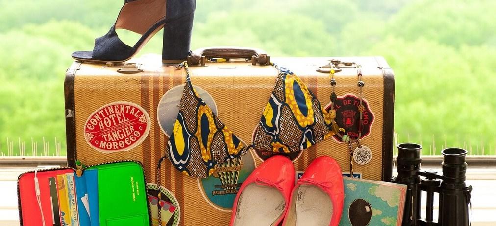 Собираем чемодан: что взять с собой в отпуск?