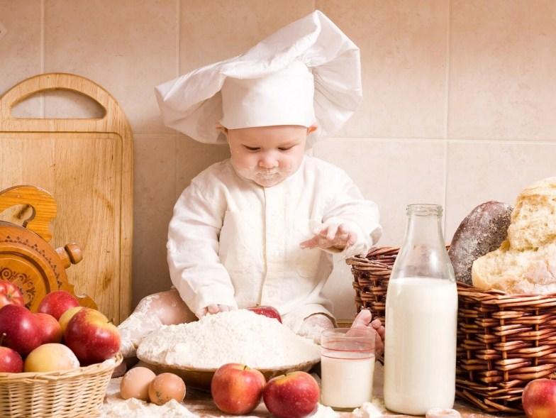 Как привить ребенку любовь к кулинарии