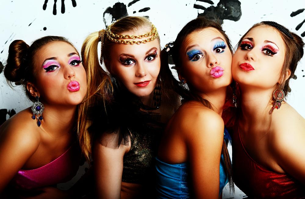 Девченки в ночных клубах клуб москва на дунайском меню